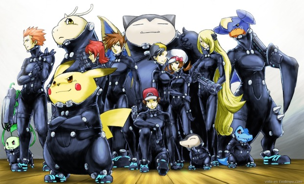 gantz-pokemon